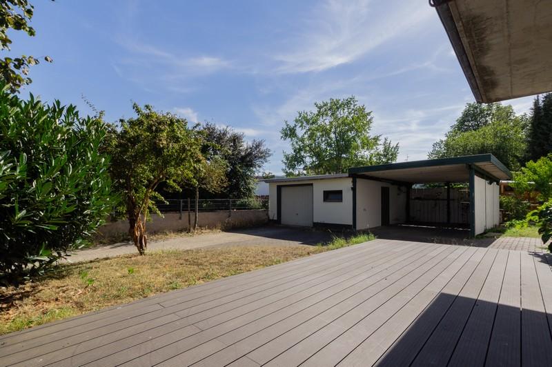 Impression Terrasse/ Garage, Carport