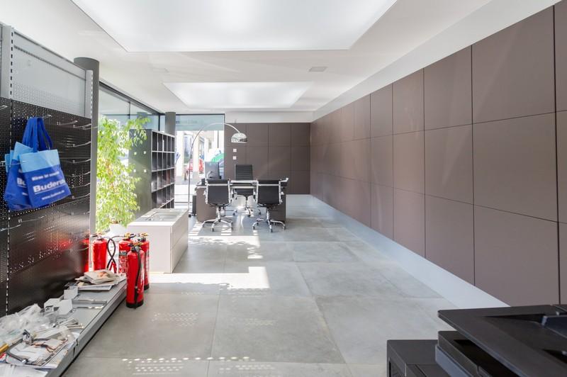 Impression Bürofläche